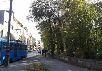 Загреб, столица Хорватии