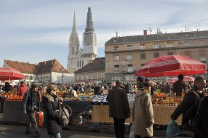 Dolac Farmers Market