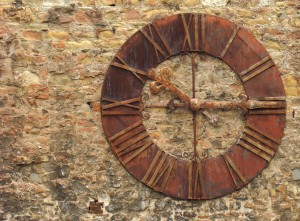 Old Walls Clock