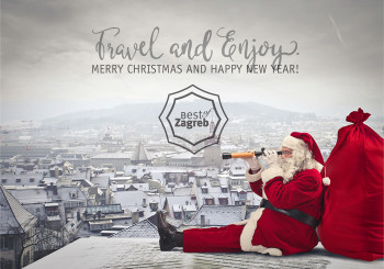 Christmas and New Year in Zagreb